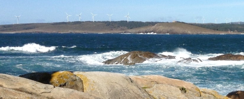 waves and turbines
